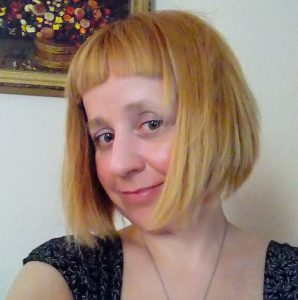 Angelika Aleksandrowicz psycholog-psychoterapeuta Ortogenic