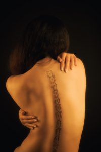 Odczuwanie bólu w plecach